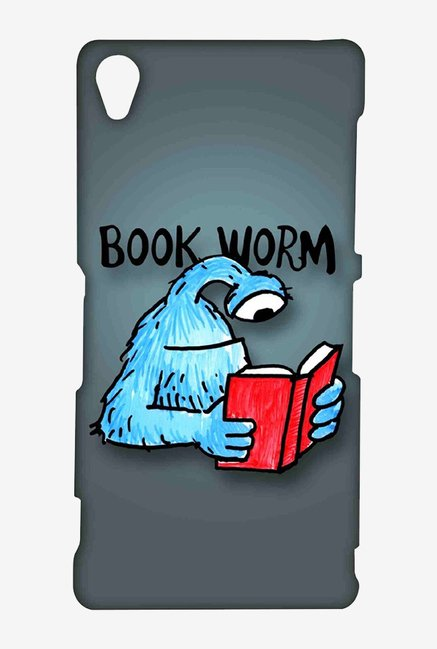 Kritzels Book Worm Case for Sony Xperia Z3