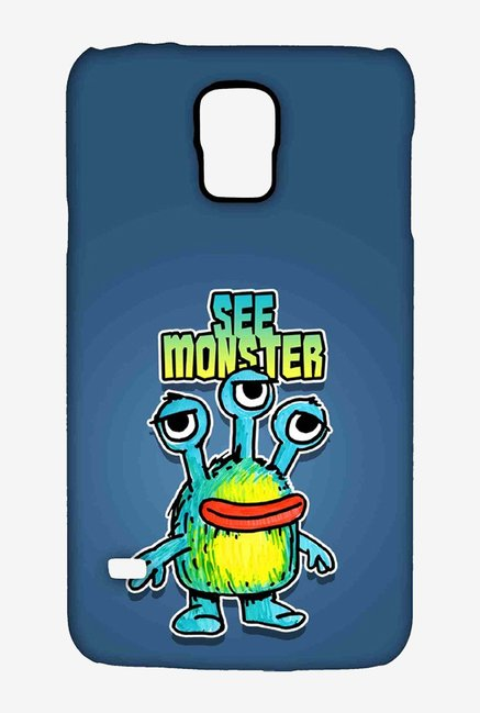Kritzels See Monster Case for Samsung S5