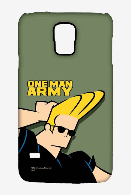 Johnny Bravo One Man Army Case for Samsung S5