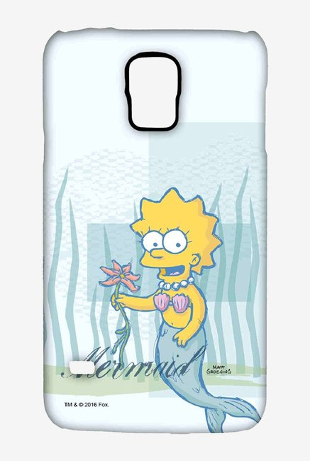 Simpsons Mermaid Case for Samsung S5