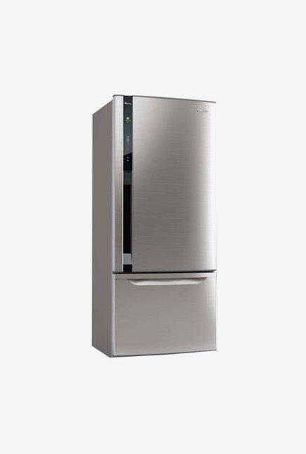 Panasonic NR-BY602XSX4 602 L Double Door Refrigerator (Grey)