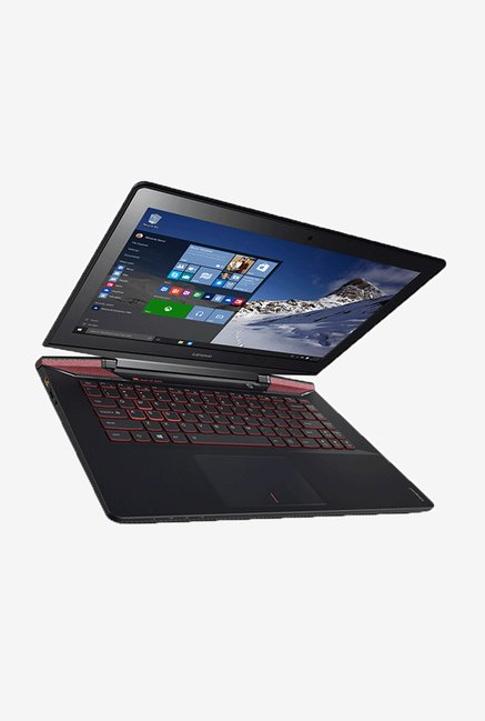 Lenovo 80NV00J3IH 39.62cm Laptop (Intel Core i7, 1TB) Black