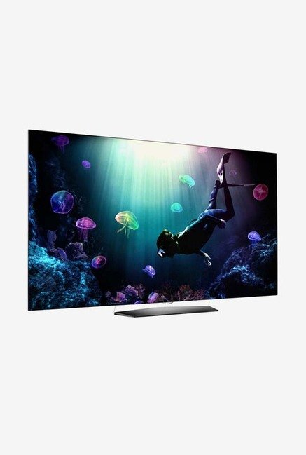 c7766371bfa Buy LG 55B6T 140 Cm (55 Inch) Ultra HD (4K) OLED TV (Black) Online At Best  Price   Tata CLiQ