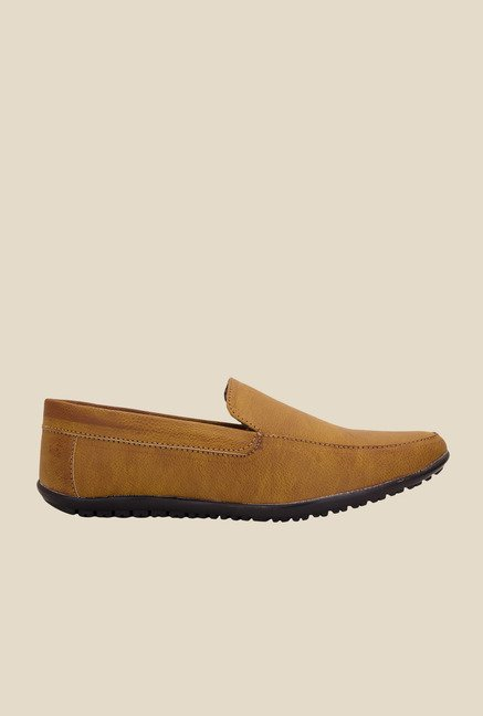 Solester Tan Casual Loafers