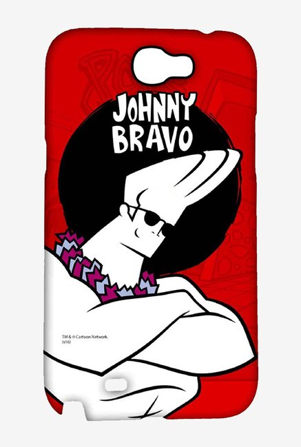 Johnny Bravo Hawaii Case for Samsung Note 2