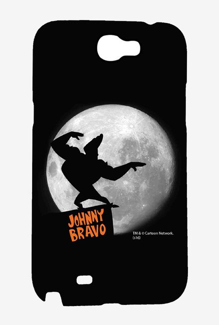 Johnny Bravo On The Moon Case for Samsung Note 2