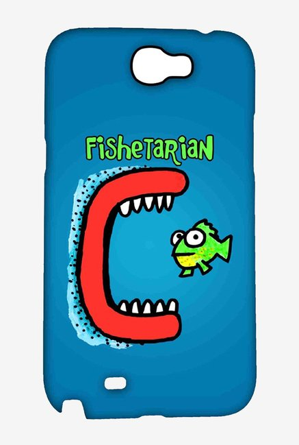 Kritzels Fishetarian Case for Samsung Note 2