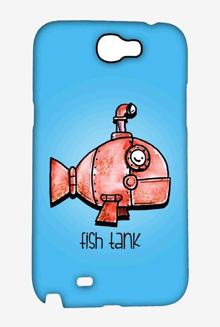 Kritzels Fish Tank Case for Samsung Note 2