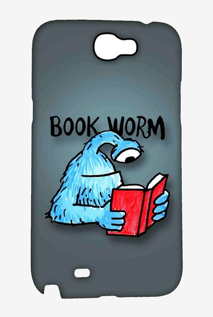 Kritzels Book Worm Case for Samsung Note 2