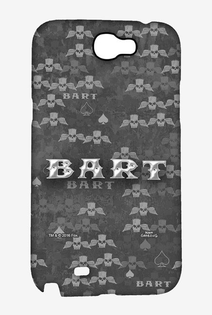 Simpsons Bart Wings Case for Samsung Note 2