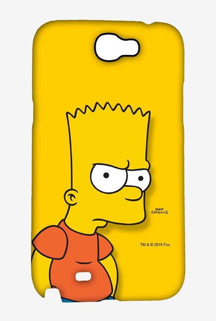 Bart Simpson Case for Samsung Note 2