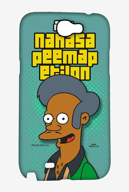 Simpsons Apu Case for Samsung Note 2