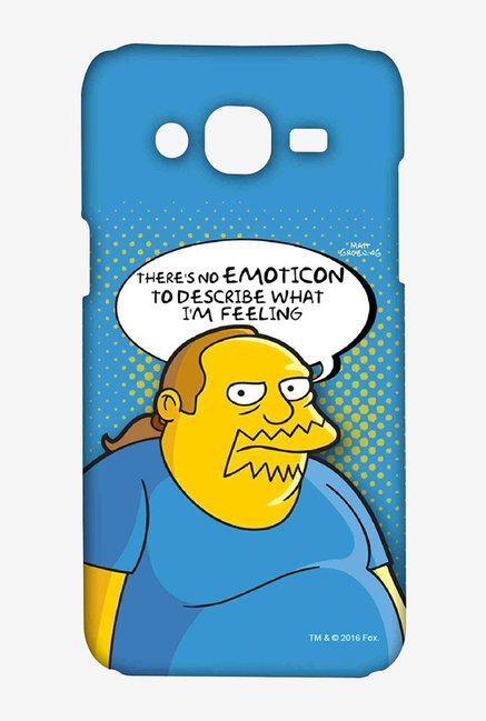 Simpsons Comic Guy Case for Samsung On5