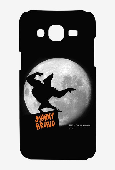 Johnny Bravo On The Moon Case for Samsung J5