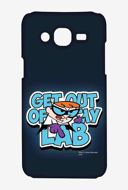 Dexter Get Out Of My Lab Case for Samsung J5