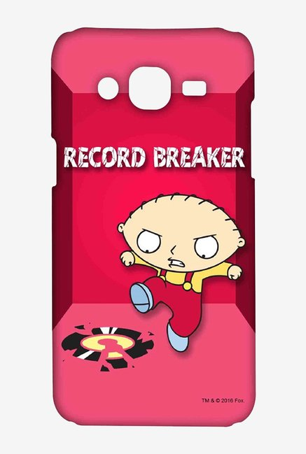 Family Guy Record Breaker Case for Samsung Grand Prime