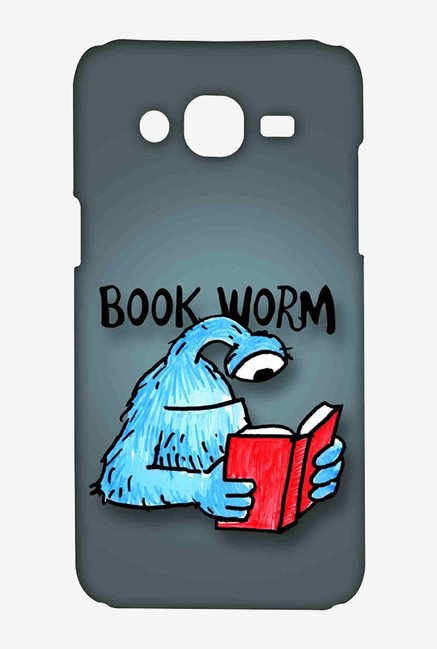 Kritzels Book Worm Case for Samsung Grand Prime