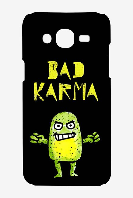 Kritzels Bad Karma Case for Samsung Grand Prime
