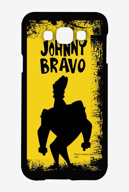 Johnny Bravo Yellow Grunge Case for Samsung Grand Max