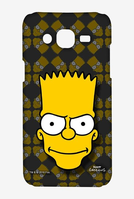 Simpsons Bartface Case for Samsung On5