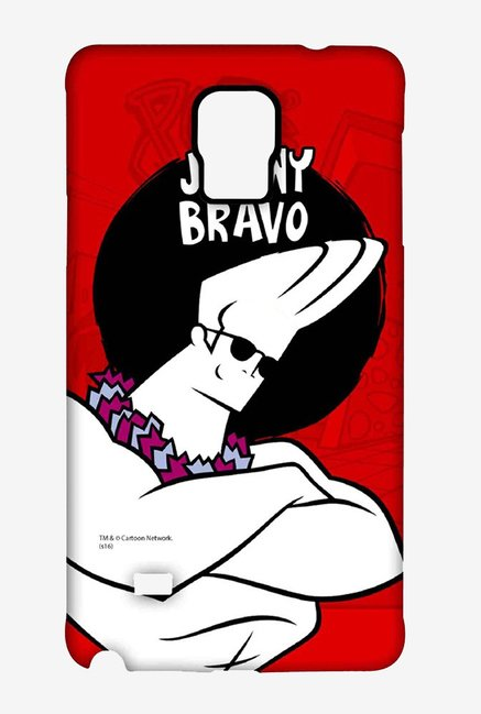 Johnny Bravo Hawaii Case for Samsung Note 4
