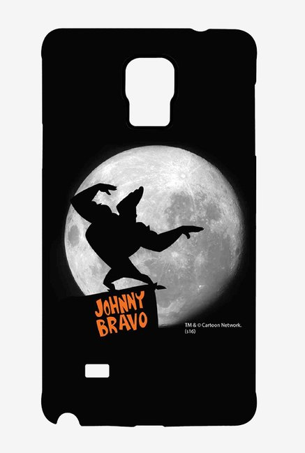 Johnny Bravo On The Moon Case for Samsung Note 4