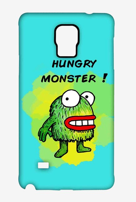 Kritzels Hungry Monster Case for Samsung Note 4