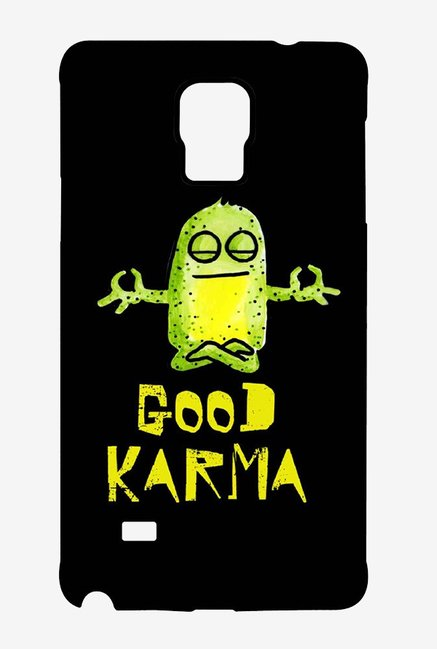 Kritzels Good Karma Case for Samsung Note 4