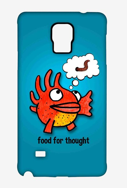 Kritzels Food For Thought Case for Samsung Note 4