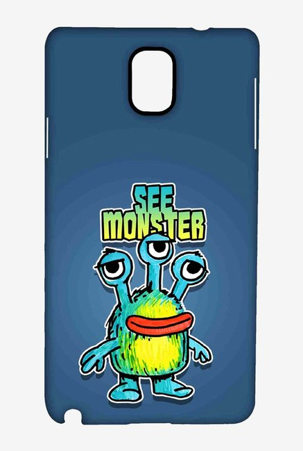 Kritzels See Monster Case for Samsung Note 3