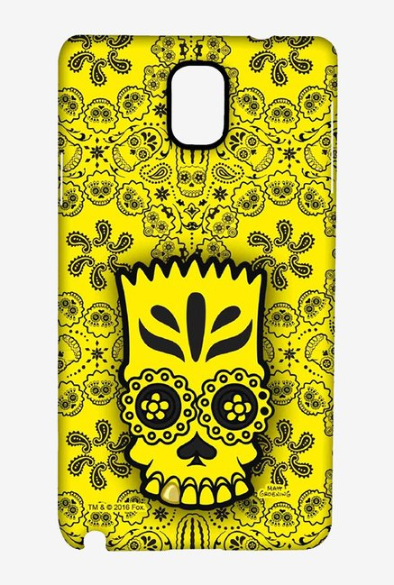 Simpsons Celtic Bart Case for Samsung Note 3