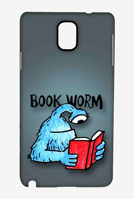 Kritzels Book Worm Case for Samsung Note 3