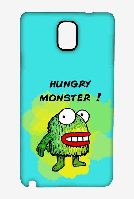 Kritzels Hungry Monster Case for Samsung Note 3