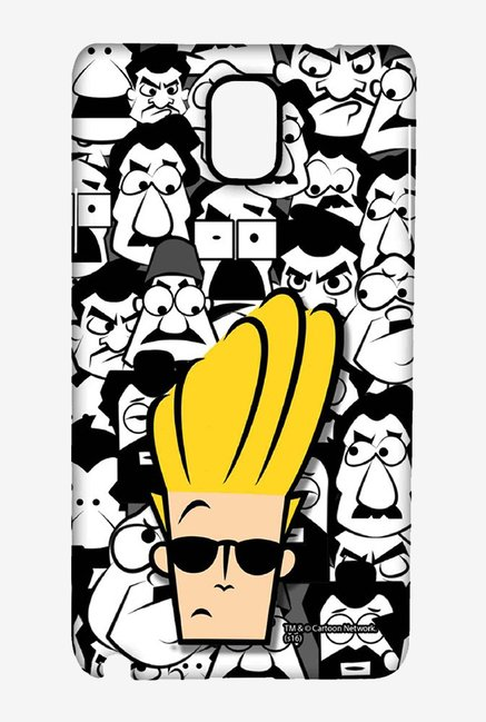 Johnny Bravo Doodle Case for Samsung Note 3