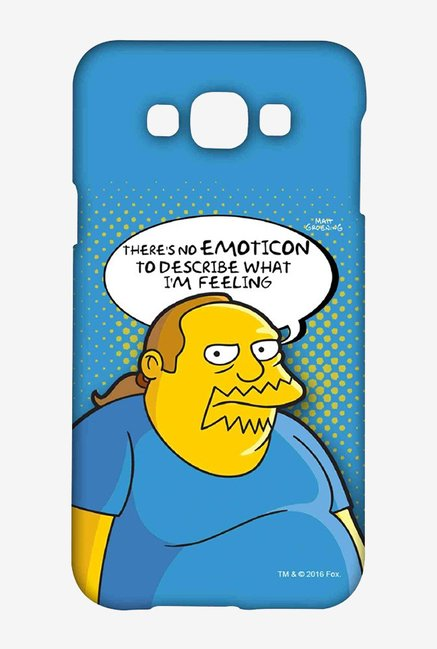 Simpsons Comic Guy Case for Samsung Grand Max