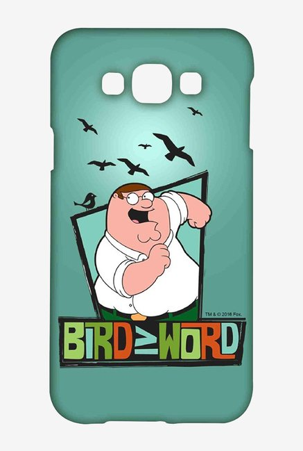 Family Guy Bird Word Case for Samsung Grand Max