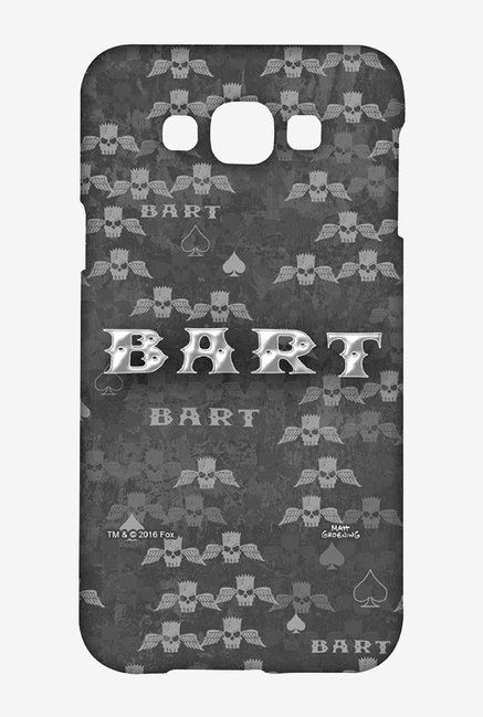 Simpsons Bart Wings Case for Samsung Grand Max