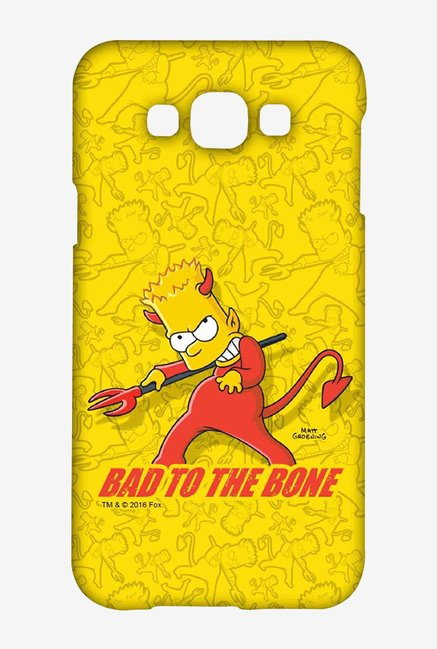 Simpsons Bad To The Bone Case for Samsung Grand Max