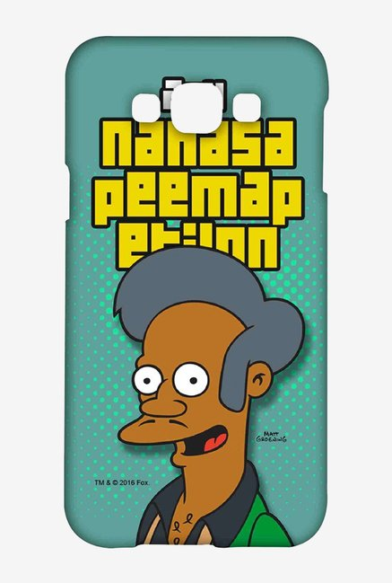 Simpsons Apu Case for Samsung Grand Max