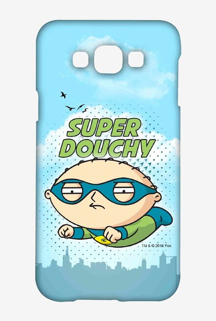 Family Guy Super Douchy Case for Samsung Galaxy E7