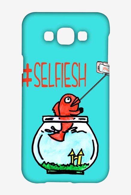 Kritzels Selfiesh Case for Samsung Galaxy E7