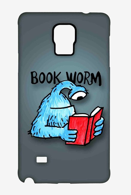 Kritzels Book Worm Case for Samsung Note 4