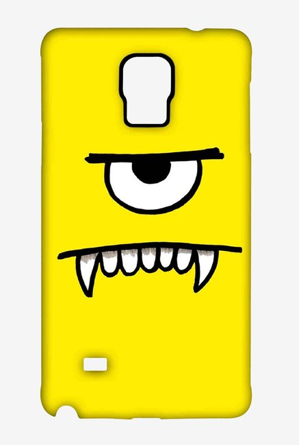 Kritzels Angry Case for Samsung Note 4