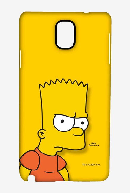 Bart Simpson Case for Samsung Note 3
