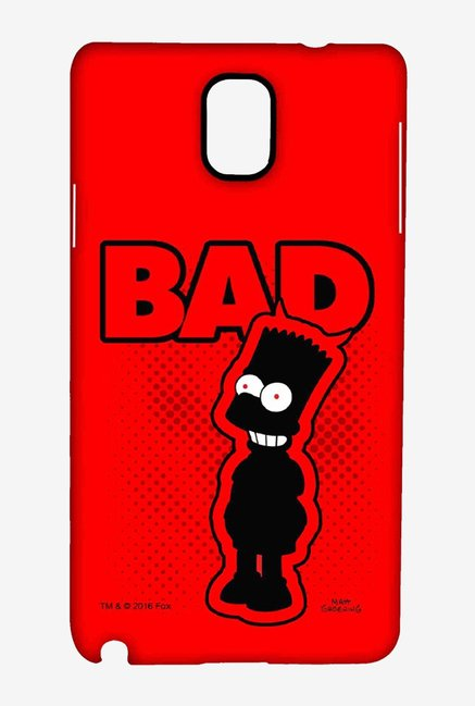 Simpsons Bad Case for Samsung Note 3