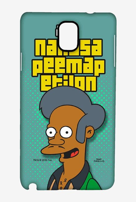 Simpsons Apu Case for Samsung Note 3