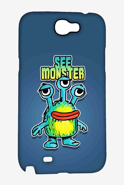 Kritzels See Monster Case for Samsung Note 2