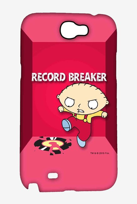 Family Guy Record Breaker Case for Samsung Note 2