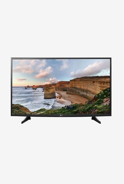 LG 43LH518A 108cm (43 inches) Full HD Led TV (Black)