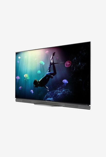 LG OLED65E6T 164cm (65 inches ) UHD 4K Led TV (Black)